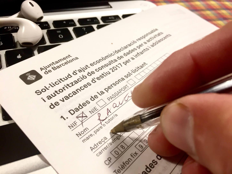 Des d'avui i fins el 10 de maig… beneficia't de l'ajut econòmic per les activitats d'estiu de l'Ajuntament de Barcelona.